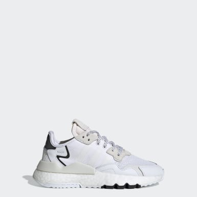 Nite Jogger Shoes Bialy