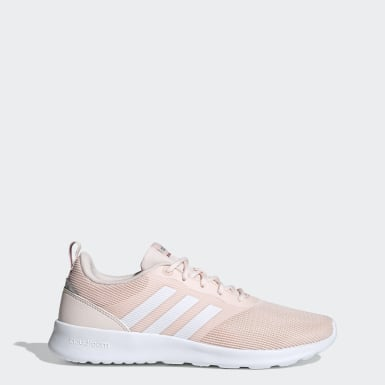 Sapatos QT Racer 2.0 Rosa Mulher Running