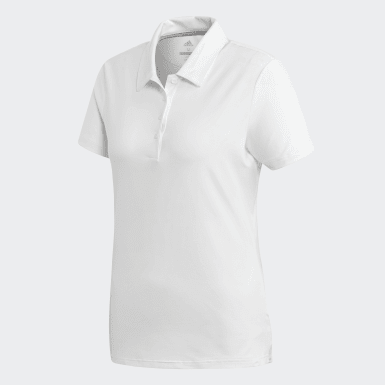 Women's Golf White Ultimate365 Polo Shirt