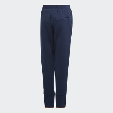 Kluci Athletics modrá Kalhoty ID VRCT