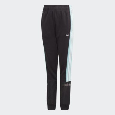Pantaloni BX-20 Nero Bambini Originals