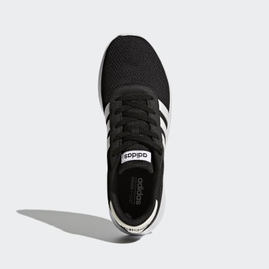Men Sport Inspired Black Lite Racer Shoes