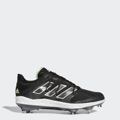 Men's Baseball Black Adizero Afterburner 7 Baseball Cleats