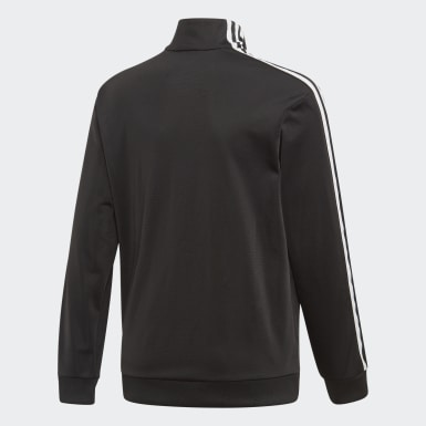 Jongens Originals Zwart Trainingsjack