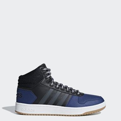 черный Баскетбольные кроссовки Hoops 2.0 Mid