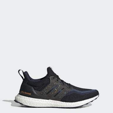 Running Blue Ultraboost DNA