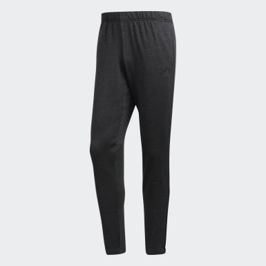 Men Running Black Response Astro Pants