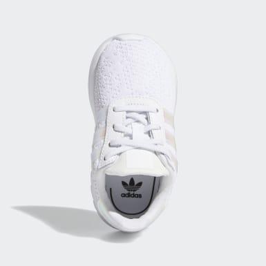 Børn Originals Hvid LA Trainer Lite sko