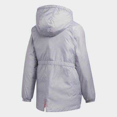 Veste Insulated Gris Filles Training