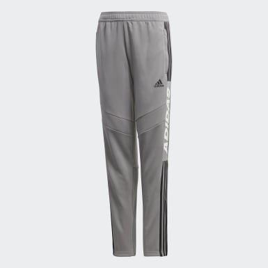 Youth Soccer Grey Tiro 19 DS Pants