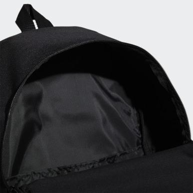 Sport Inspired สีดำ กระเป๋าเป้ทรงคลาสสิกขนาดใหญ่พิเศษ
