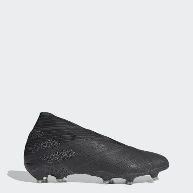 Chaussure Nemeziz 19+ Terrain souple noir Soccer