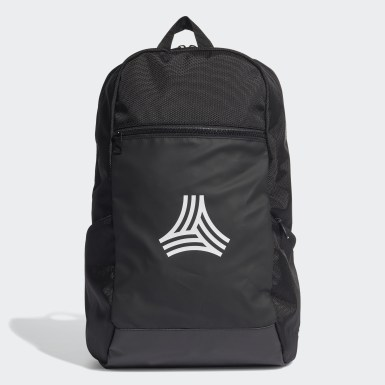 Football Black Football Street Backpack