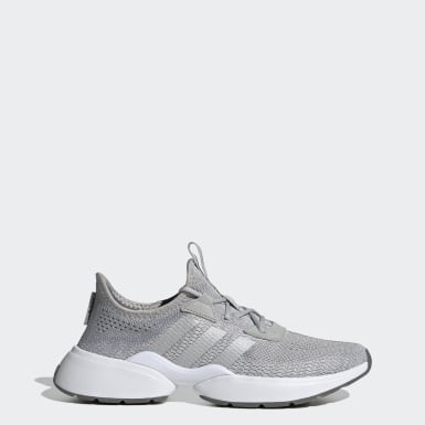 Women Sport Inspired Grey Mavia X Shoes
