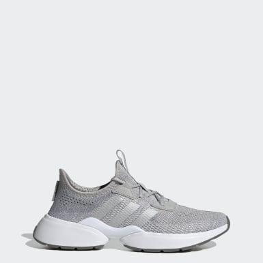 Women Essentials Grey Mavia X Shoes
