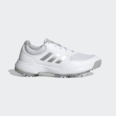 Women Golf White Tech Response 2.0 Golf Shoes