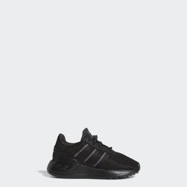 Infant & Toddler Originals Black LA Trainer Lite Shoes