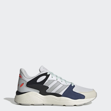 Sapatos Crazychaos Cinzento Homem Running