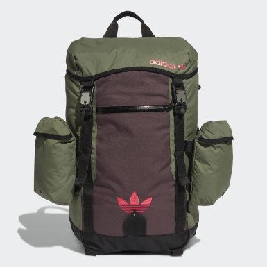 Originals červená Batoh Adventure Toploader