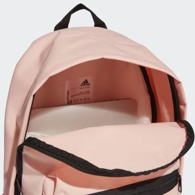 Mochila Clássica 3-Stripes Rosa Treino