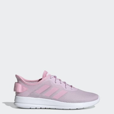Women Sport Inspired Pink Yatra Shoes
