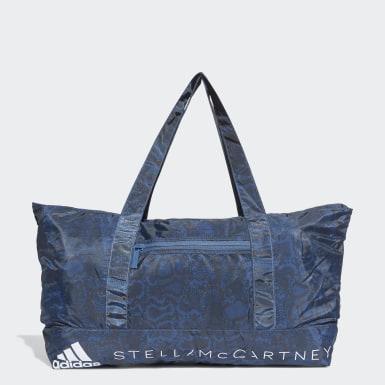Sac de voyage Bleu Femmes adidas by Stella McCartney