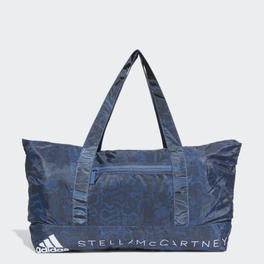 Women adidas by Stella McCartney Blue Travel Bag