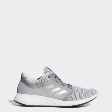 Tenis Edge Lux 3 Gris Mujer Running