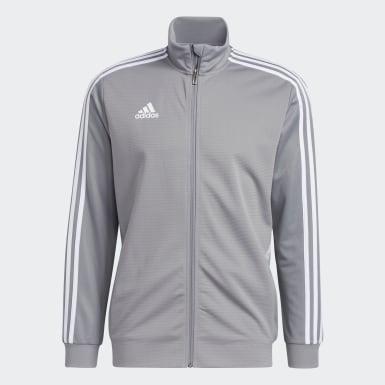 Veste d'entraînement Tiro 19 gris Hommes Soccer