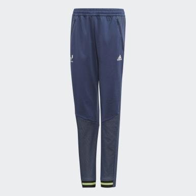 Boys Träning Blå Messi Tiro Pants