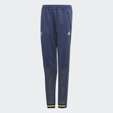 Messi Tiro Pants Niebieski