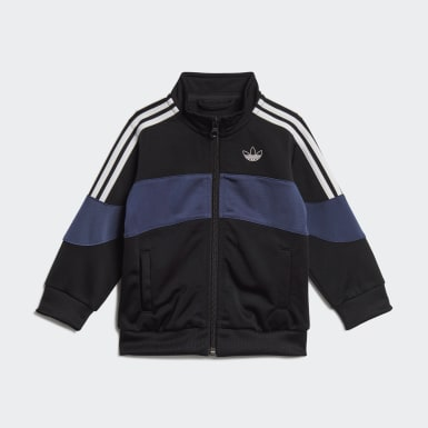Kids Originals Black BX-20 Track Suit