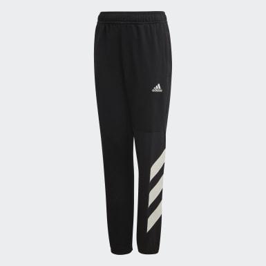 Kluci Athletics černá Kalhoty Must Haves