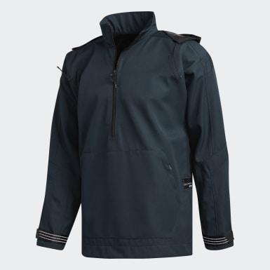 синий Куртка EQT