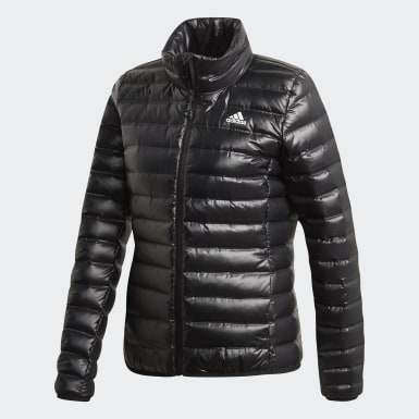 Women Urban Outdoor Black Varilite Down Jacket