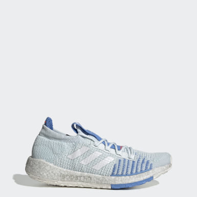 Women Running Blue Pulseboost HD Shoes