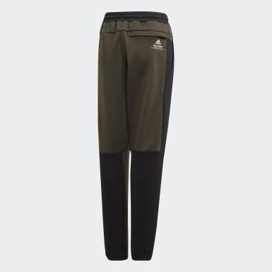 Pantalon adidas Z.N.E. AEROREADY Noir Garçons Training