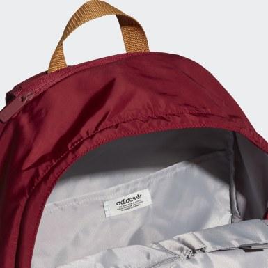 Originals Premium Essentials Modern Rucksack Weinrot