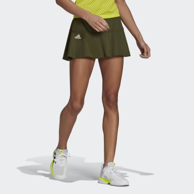 Women's Tennis Green Tennis HEAT.RDY Primeblue Match Skort