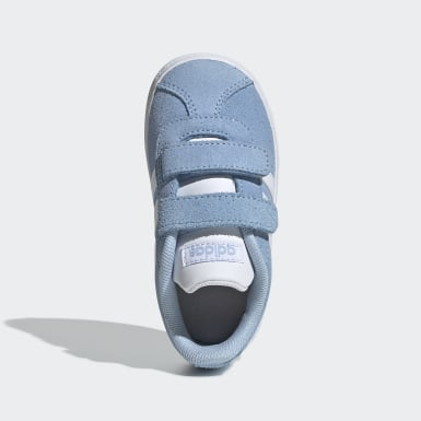 Kids Lifestyle Blue VL Court 2.0 Shoes
