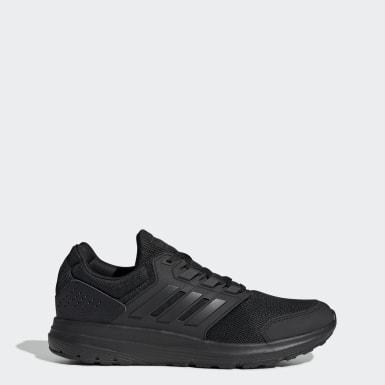 Men Running Black Galaxy 4 Shoes