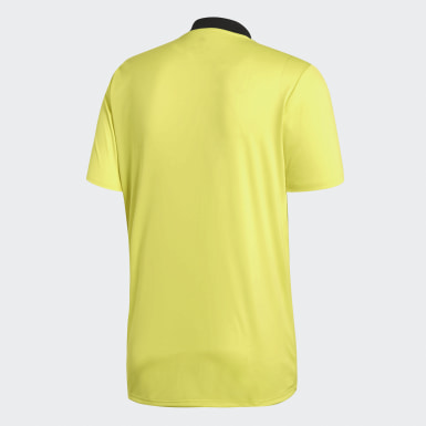 желтый Футболка Referee