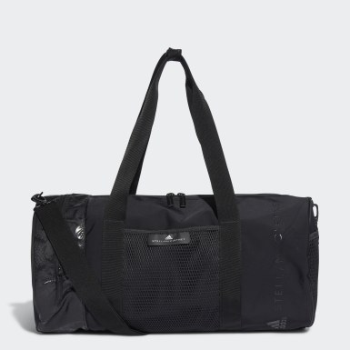 Women adidas by Stella McCartney Black Round Duffel Bag