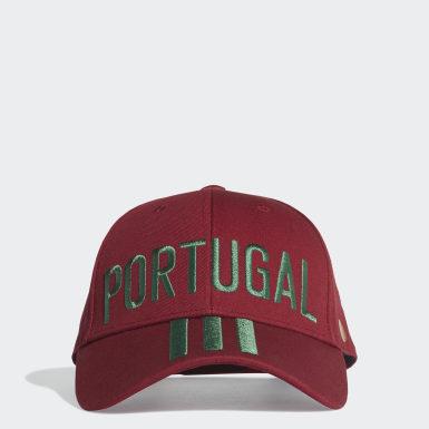Бордовый Кепка Португалия