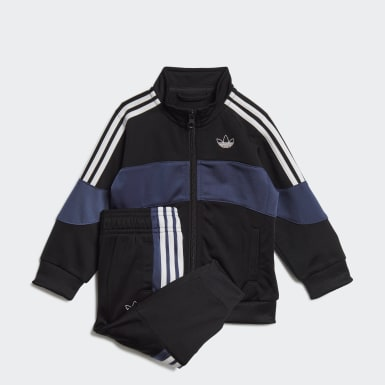 Kinderen Originals Zwart BX-20 Trainingspakje