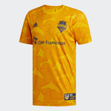 Seattle Sounders KCC Pre-Match Jersey