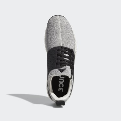 Men's Golf Grey Adicross Bounce Shoes