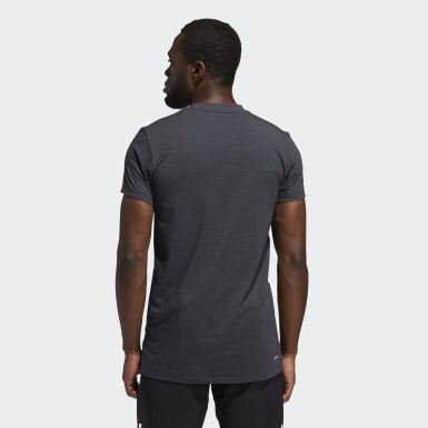 Men Training Black Studio Tech Tee