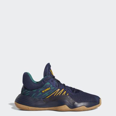 Basketbal modrá Obuv D.O.N. Issue #1