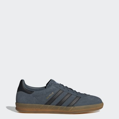 Scarpe Gazelle Indoor Blu Donna Originals
